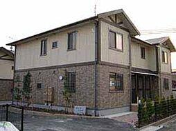 山口県宇部市風呂ヶ迫町の賃貸アパートの外観