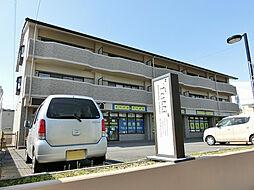 滋賀県湖南市岩根中央3丁目の賃貸マンションの外観