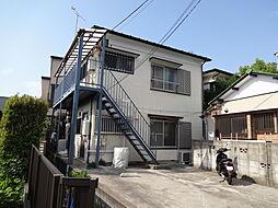 中野コーポ[101号室]の外観