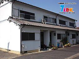 奈良県桜井市大字池之内の賃貸アパートの外観