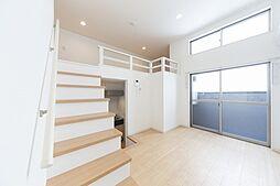 アパートメント友丘[1階]の外観