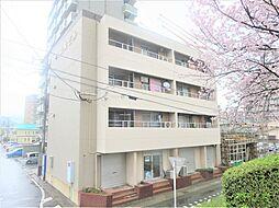 山栄ビル[3階]の外観