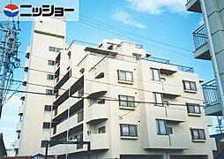 ラウムズ阿倉川 203号[2階]の外観