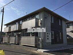 宮城県多賀城市新田字後の賃貸アパートの外観