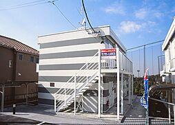 三立ハイツA[1階]の外観