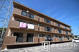 愛知県豊田市青木町3丁目の賃貸マンションの外観