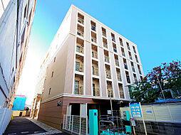 ソレイユ鶴瀬[2階]の外観