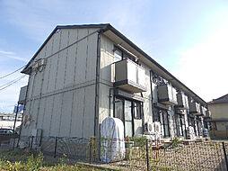 三重県鈴鹿市三日市町の賃貸アパートの外観
