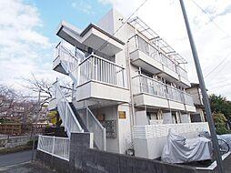神奈川県川崎市多摩区生田2丁目の賃貸マンションの外観