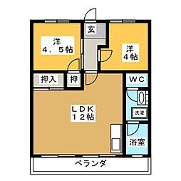 恵那駅 4.2万円