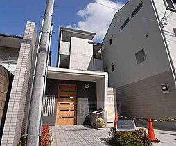京都府京都市北区上清蔵口町の賃貸マンションの外観