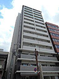 クリスタルグランツ難波II[7階]の外観
