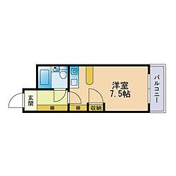 七隈駅 1.8万円