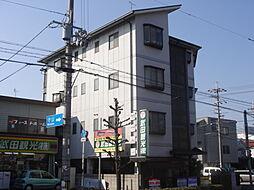 滋賀県草津市上笠2丁目の賃貸マンションの外観