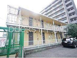 岡山県岡山市北区東古松3丁目の賃貸アパートの外観