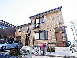 [タウンハウス] 千葉県松戸市三ケ月 の賃貸【/】の外観