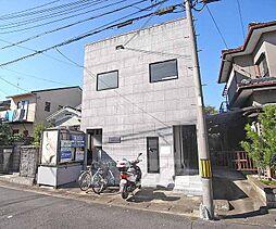 京都府京都市伏見区西大文字町の賃貸アパートの外観
