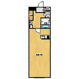 レクセル小竹向原[1階]の間取り
