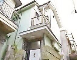 東京都豊島区池袋本町2丁目の賃貸アパートの外観