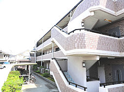 兵庫県明石市西明石東町の賃貸マンションの外観