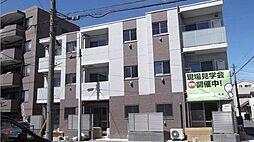 神奈川県横浜市中区本牧元町の賃貸マンションの外観