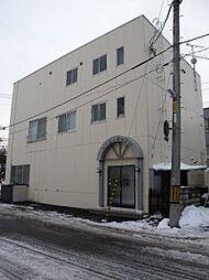 北海道札幌市東区北十三条東13丁目の賃貸アパートの外観