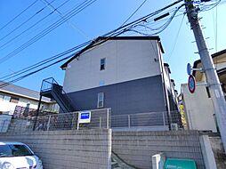 千葉県船橋市三山4の賃貸アパートの外観