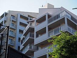 東急ドエル・アルス緑地公園[1階]の外観