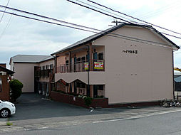 ハイツ山本II[2階]の外観
