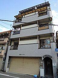 港晴しょみんハイツ[4階]の外観