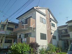 ピュアコート朝倉[1階]の外観