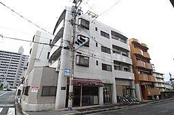 エントランス矢賀[2階]の外観