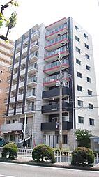 大阪府大阪市淀川区木川西1丁目の賃貸マンションの外観