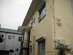 静岡県静岡市葵区上足洗1丁目の賃貸アパートの外観