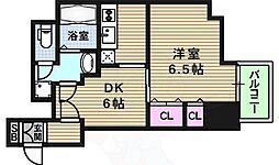 長堀橋駅 8.1万円