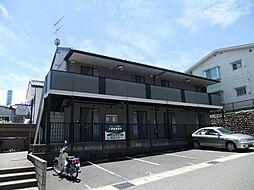 セジュール鶴山[203号室]の外観