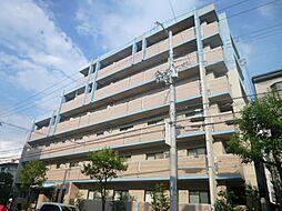 ベルメイト長居[1階]の外観