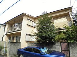 兵庫県芦屋市大原町の賃貸アパートの外観