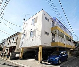 神奈川県横浜市鶴見区上末吉5丁目の賃貸マンションの外観