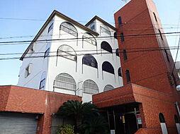 大阪府大阪市住之江区北加賀屋2丁目の賃貸マンションの外観
