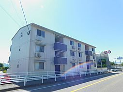 福岡県北九州市小倉南区中吉田3丁目の賃貸アパートの外観