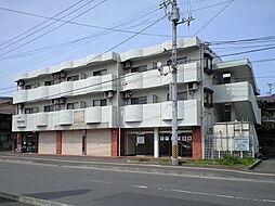 宮城県仙台市宮城野区二の森の賃貸マンションの外観