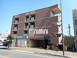 ドミールラフィネY・K[4階]の外観