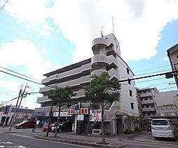 京都府京田辺市田辺中央3丁目の賃貸マンションの外観