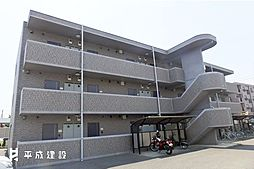 静岡県沼津市東間門の賃貸マンションの外観
