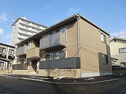 広島県広島市安佐南区相田1丁目の賃貸アパートの外観