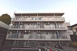 神奈川県厚木市愛甲東2丁目の賃貸マンションの外観