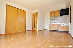 ロイヤルガーデン芳賀 C棟[1階]の外観