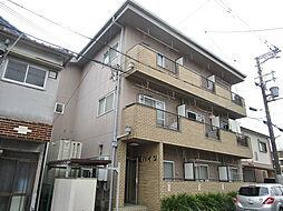 岡田ハイツ[3階]の外観