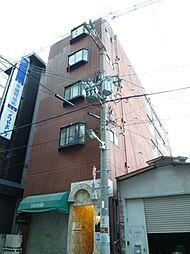大阪府大阪市天王寺区小橋町の賃貸マンションの外観